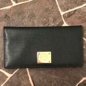 Handbags - NWOT Ralph Lauren Sloan Leather Wallet